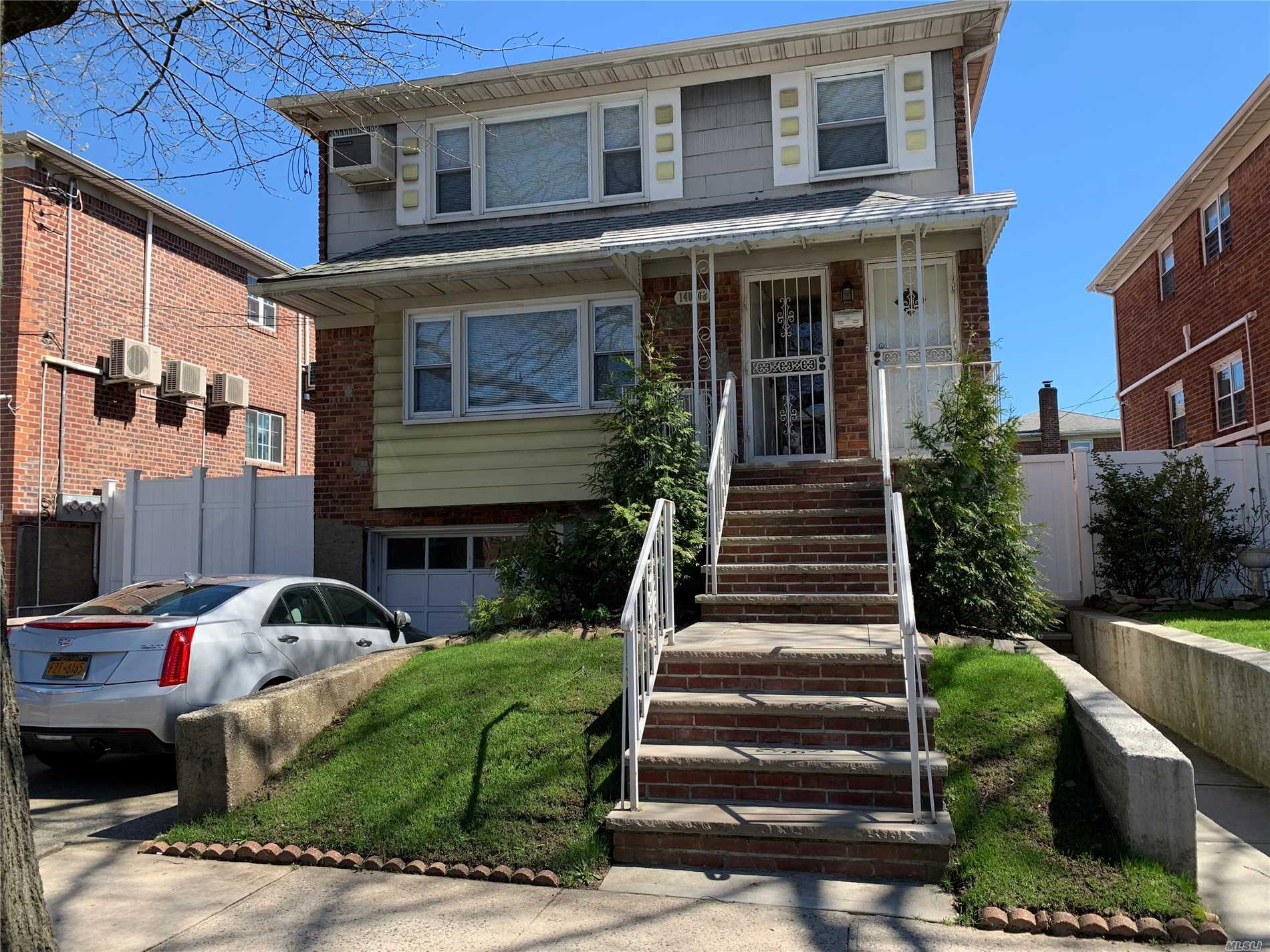 Large Detached 2 Family Home in the Heart of Flushing! In excellent condition, with updated kitchens and bath and a fully finished above grade basement. Makes the perfect new home or investment property! Great location, just blocks away from beautiful Kissena Park, shopping and transportation. This Home is a must see! Don't miss out on this wonderful opportunity! Though believed accurate, all info must be independently verified, Listing Agent & Broker are not responsible for any inaccuracies.