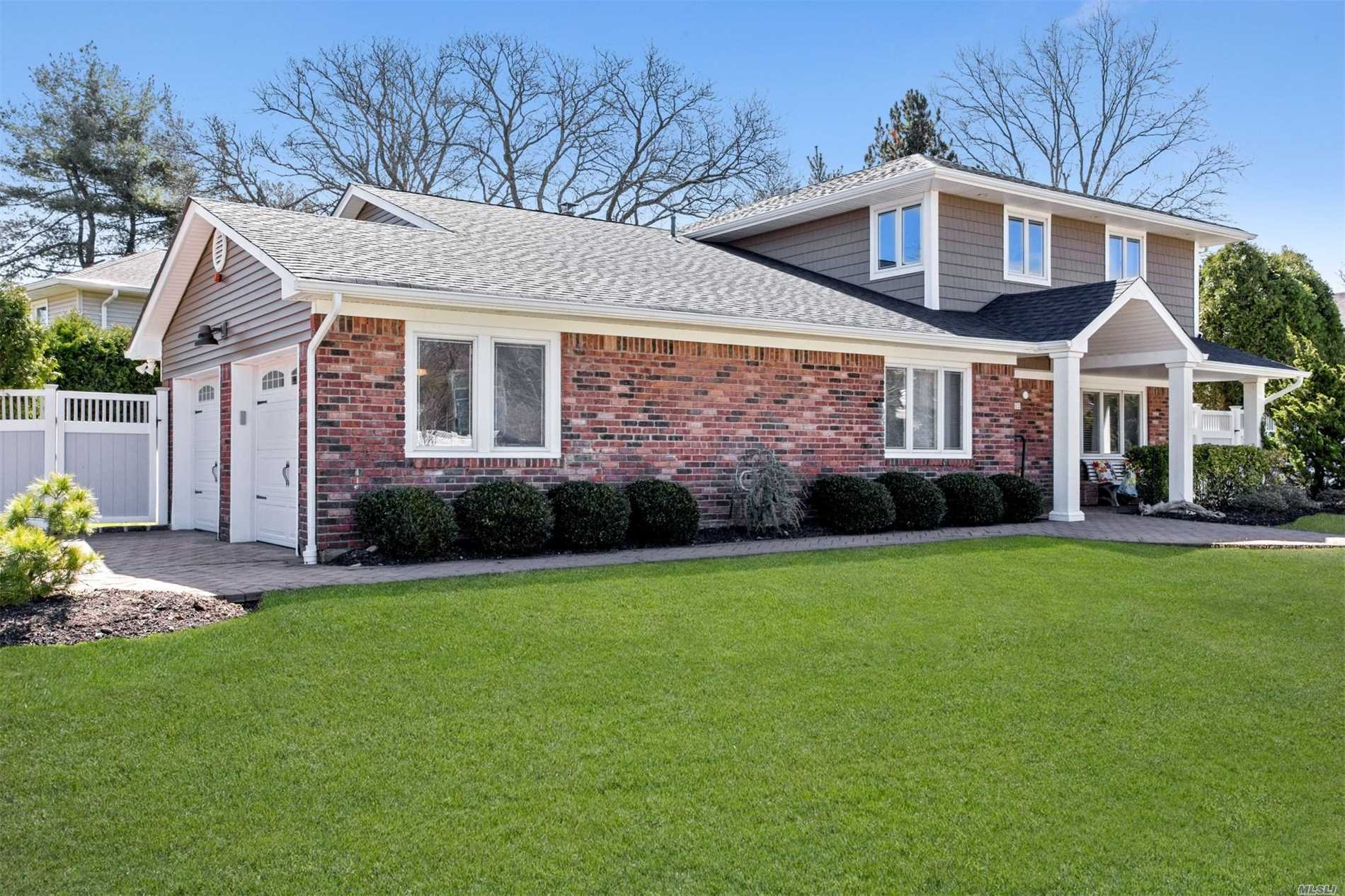 All Redone & Ready For You. 4 Bedroom 3 Bath Beauty Totally Redesigned The Open Floor Plan You Have Been Looking For.Gorgeous Gourmet EIK W Center Island Stainless Steel Appliances Wine Fridge& More. Eik Opens To Great Rm Beautiful Stacked Stone f/p Master Suite Has Spectacular Expanded Bath & Huge Walk In Closet That Is The Envy Of All. Exquisite Front Paver Walkway & Driveway Wonderful Curb Appeal Updated Roof Windows & Siding New CAC and Heating System New Stylish Wood Floor A Must See