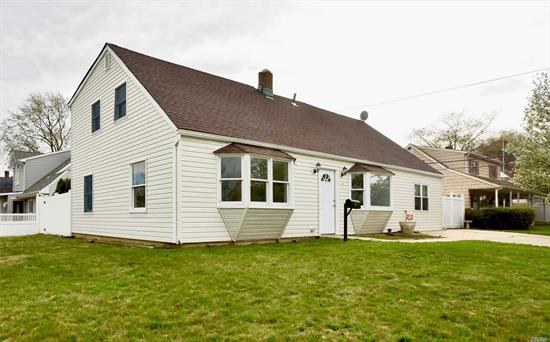 Don't Miss Out On An Opportunity To Own A Fully Renovated Home In Island Trees School District Featuring A New Roof , 3 New Bathrooms, New Kitchen With Hardwood Cabinets, Quartz Countertops & Stainless Steel Appliances. Gorgeous New Floors Throughout The Entire Home & A 2nd Floor Laundry Room. Close To Public Transportation, Shopping & Dining. Taxes have been grieved and will be reduced 23%!!!