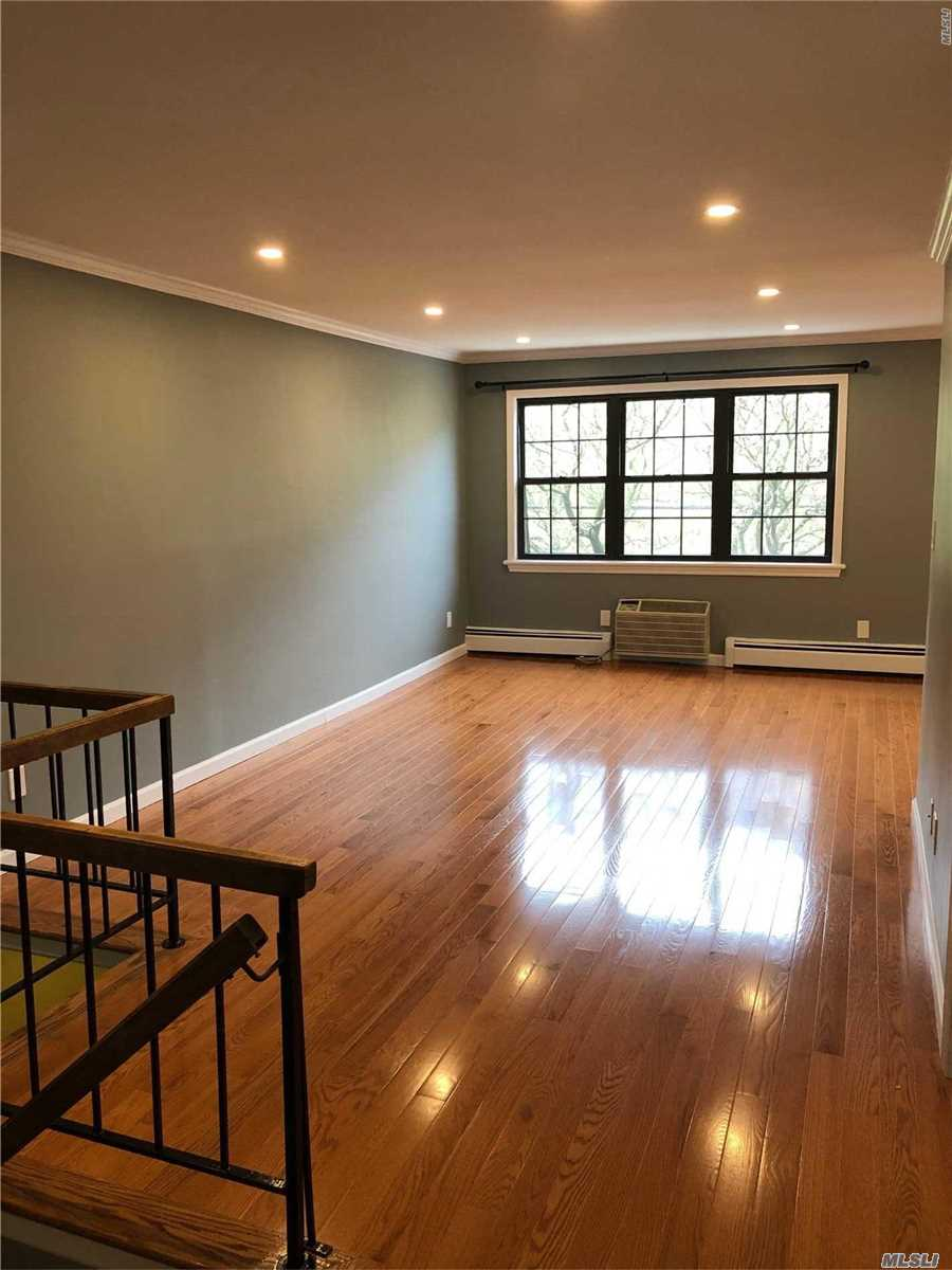 This Is A 2nd Floor Unit In A 2-Family Home Condo. Bright And Spacious 3 Bedrooms Is Beautifully Renovated With 2 Bathrooms And Kitchen. Hardwood Floors Throughout. Heating Is Included With 2 Parking Spaces (Garage And Driveway). Washer And Dryer In Basement (Shared). School District # 26. No Board Approval.