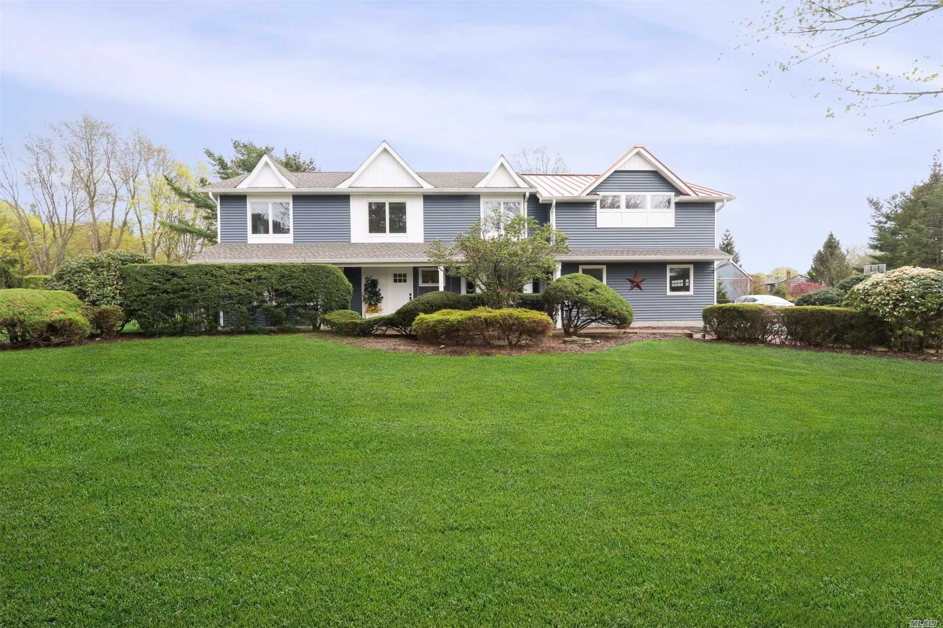 This is the one you have been waiting for. Perfect location in the Blue Ribbon Elwood schools on a flat acre. Completely redone home from top to bottom including a master suite extension. No expense was spared & no detail overlooked in creating their dream home. There are too many things to list! please see the attachments for highlight sheet. Steam & waterfall shower w/ radiant heated floors in master bath, huge master bedroom, great rm, 25x40 paper patio to mention a few.