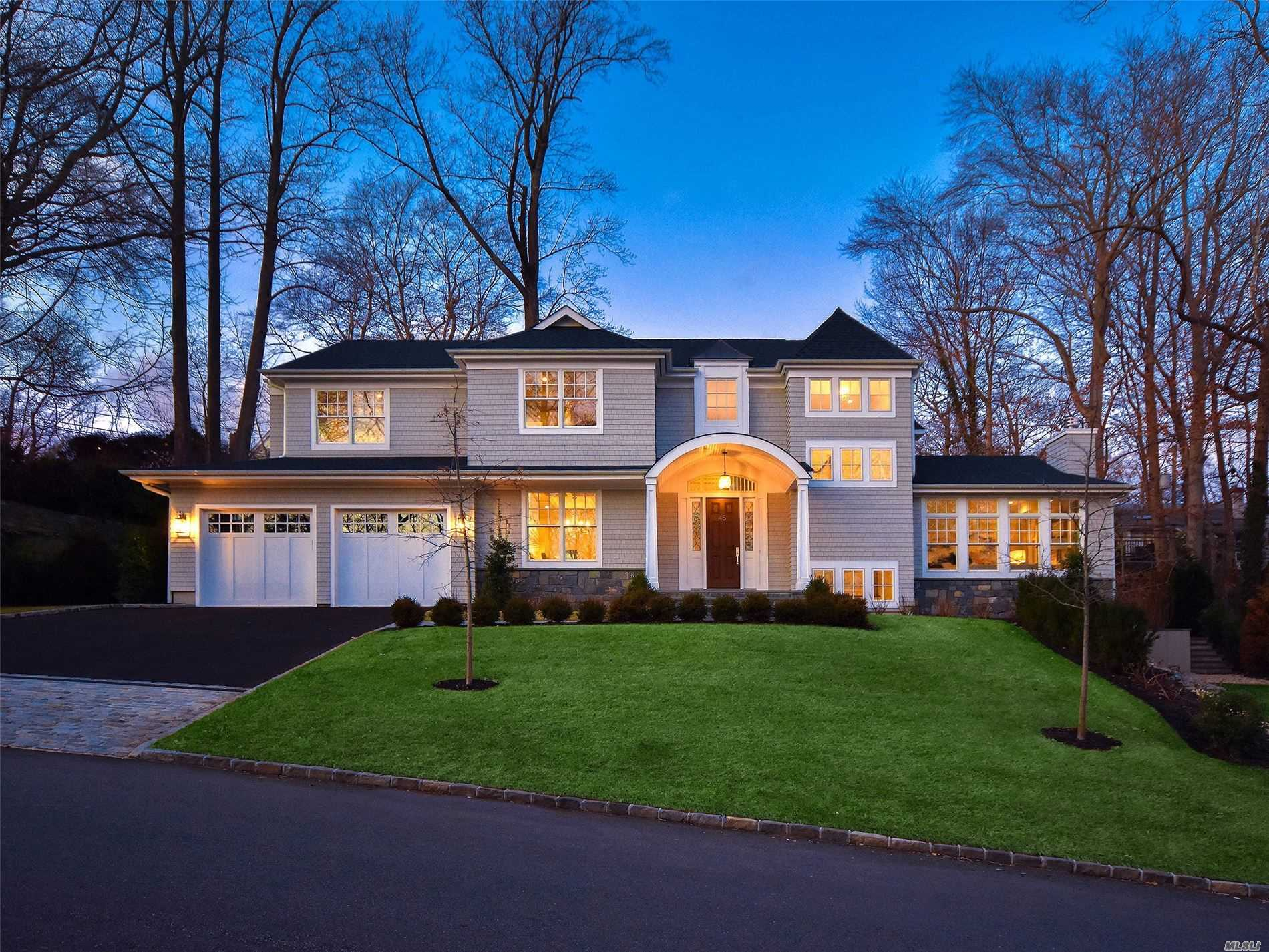Prepare To Be Whisked Away In The Lap Of Luxury In This Exquisite Country Estates Home. This Elegant, Spacious And Meticulously Built Home Offers Masterfully Designed Principal Rooms Detailed With Thick Moldings, Coffered Ceilings And Large Windows Allowing Light In All Spaces. Entertain With Ease And Experience Blissful Moments Each Day In This One-Of-A Kind Gem. Finished Basement Square Footage Is Included In The Total
