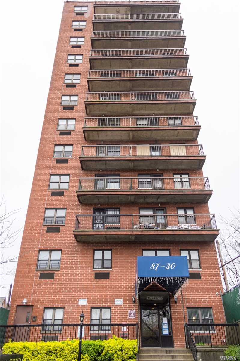 Estimated Rent $2200 Incl 1 Parking; 2Br 1.5Ba 858Sqf+Balcony 68 Sqf Tax $4239, $720/Mo Incl Water Cooking Gas Heat, Parking $23,  Washer/Dryer Inside The Unit; Super On-Site 24/7; 8 Min To 63 Dr Or Woodhaven Subway Station.