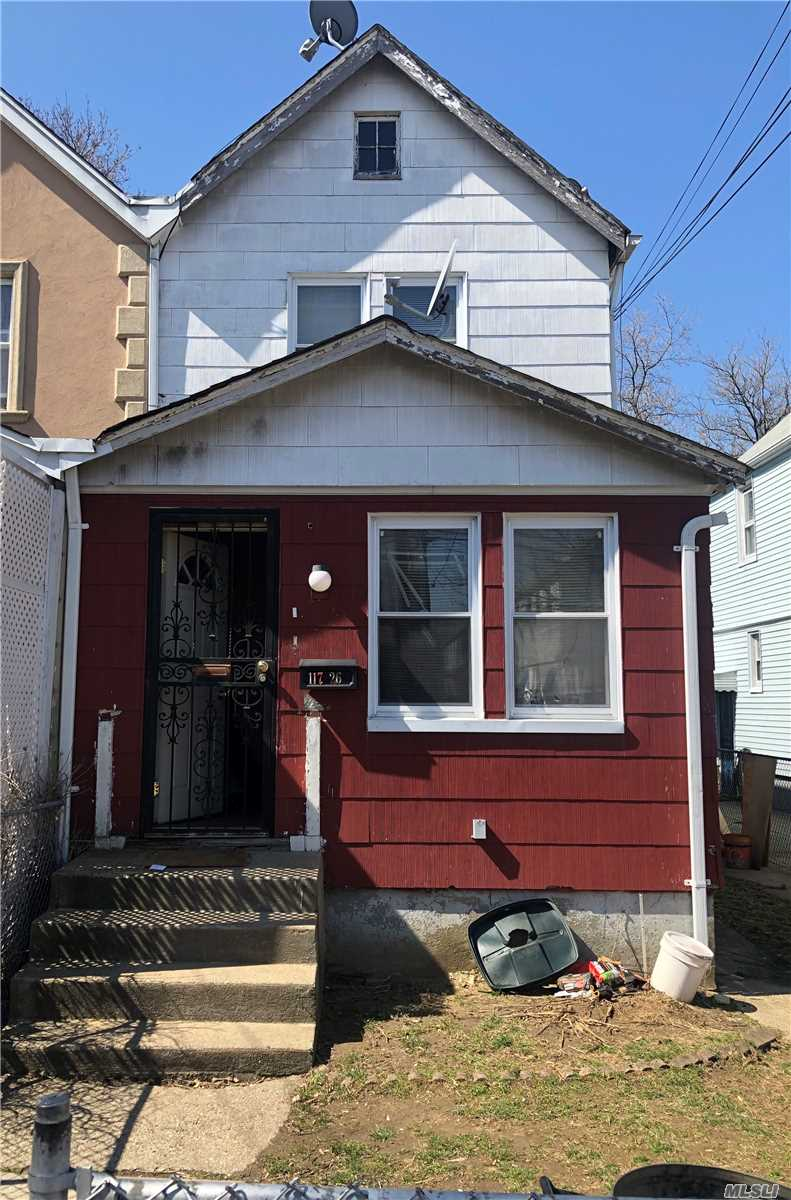 Great opportunity to add your own touch on a home in decent condition. Just needs some TLC.