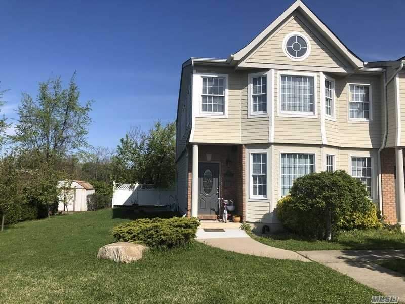 Spacious WATER VIEW Duplex featuring LR/DR, EIK, Laundry and .5 bath on 1st floor. Master bedroom w/bath + 2 additional bedrooms and full bath complete the 2nd level.