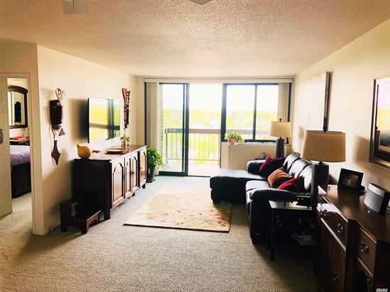 Southern exposure, 1 bedroom & 1 bathroom unit at Bay Club, very bright apt with wide open 4 season view., new door & windows. Full service building, gate community, doorman, year round swim & health club, cafe, salon, cleaner, and much more.