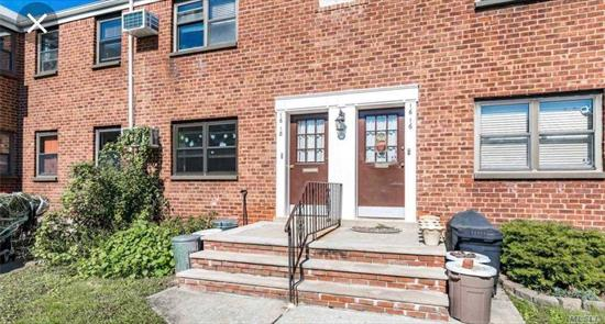 Good Condition First Floor One Bedroom Corner Unit In A Small Courtyard. Updated Kitchen With Hardwood Floor. Washer And Dryer Are Installed Inside The Efficacy Kitchen. Close Express Bus To Manhattan And Local Bus To Flushing Directly. Close To All Shoppings.
