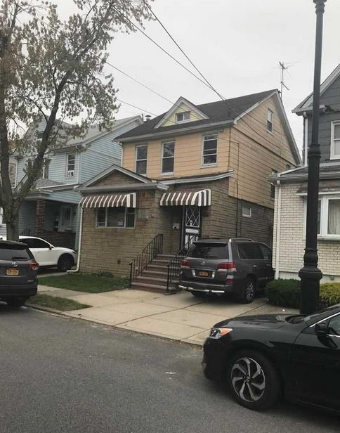 Newly Renovated Second Floor Apartment for Rent. This Apartment Features a Living Room, Eat-In-Kitchen, 2 Box-Bedrooms and 1 Full Bath. Includes Access to Backyard. Close to Shopping and Transportation. A Must See!