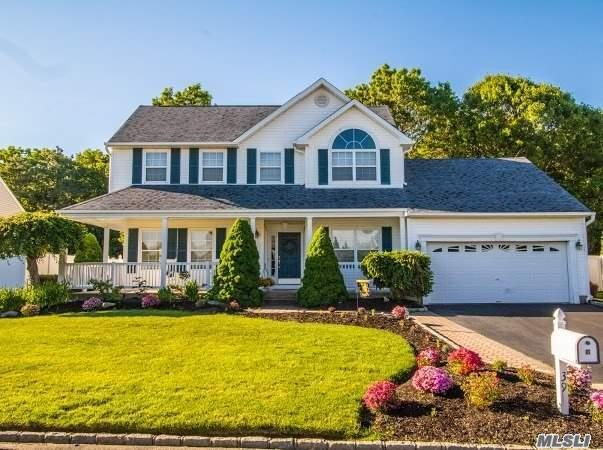 Beautiful Colonial In Summerfield's Gated Community. Eik W/ Granite, Tiled Backsplash, Ceramic Floors & S/S Appliances Overlooks Family Room W/ Cathedral Ceilings & Beautiful Built In w/. Gas Fpl. Mstr Br Suite W/ Fbth. & 2 Br's & Fbth. Full Beautifully Finished Bsmt Game Rm, Wet Bar, Office, New Heating & Cac Professionally Landscaped Large Private Yard W/ New Deck & Igs. Hot tub is a gift. Taxes 12, 800 w/ star Hoa $222