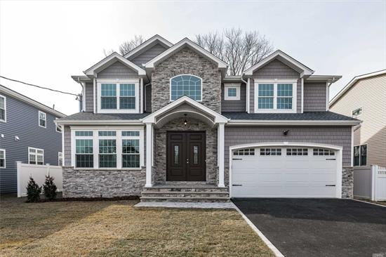 All Pictures are of a similar Home Built the Builder.Home Not Build. Plenty of Time to pick Colors and Customize! New Custom Colonial By Established Builder. 5 Bedrooms 3 Baths 2 Car Garage, 3450 Interior SQ Feet. Custom EIK with Quartz Counter, all High End Finishes
