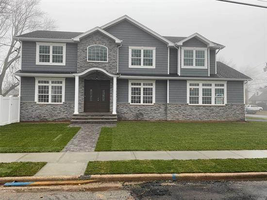 All Pictures are of a similar Home Built By The Builder. Home Not Built Plenty of Time to Pick colors and Customize! New Custom Colonial By Established Builder.5 bedrooms 3 Baths 2 Car Garage, 3205 interior sq FT. Custom EIk with quartz counter, All High End Finishes