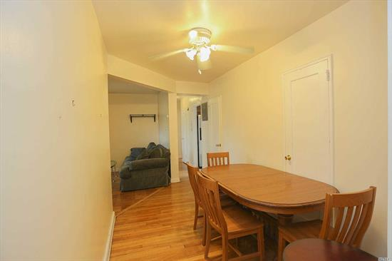 Spacious 2 Bedroom Apartment. Plenty Of Storage. Laundry In Basement, Wait List For Storage Unit $55/Mo, Outdoor Area For Tenants, Pets Welcomed. Beautiful Tree-Lined Street, near Shops, Restaurants, Q49, Q66, minutes To 7 Train. Up To 90% Financing Allowed, may Sublet.