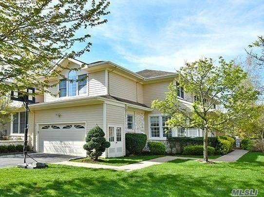 **Motivated Seller**The Links a Luxury 24/7 Gated Community on the North Shore of Long Island, Traditional Center Hall Colonial, Beautiful Hard Wood Throughout House, Formal Holiday Sized Dining Rm, Over-Sized Living Rm Fpl, Den w Fpl, Gourmet Kitchen, Sun Lit Breakfast Room, Mst Suite w Jacuzzi Bth & 2WIC, . Walkout Finished Basm't 2 Bedrms , Bath, Play Rm Near, Hospitals, Universities, Resturants, Shopping, 25 min NYC, Free Shuttle Manhasset LIRR