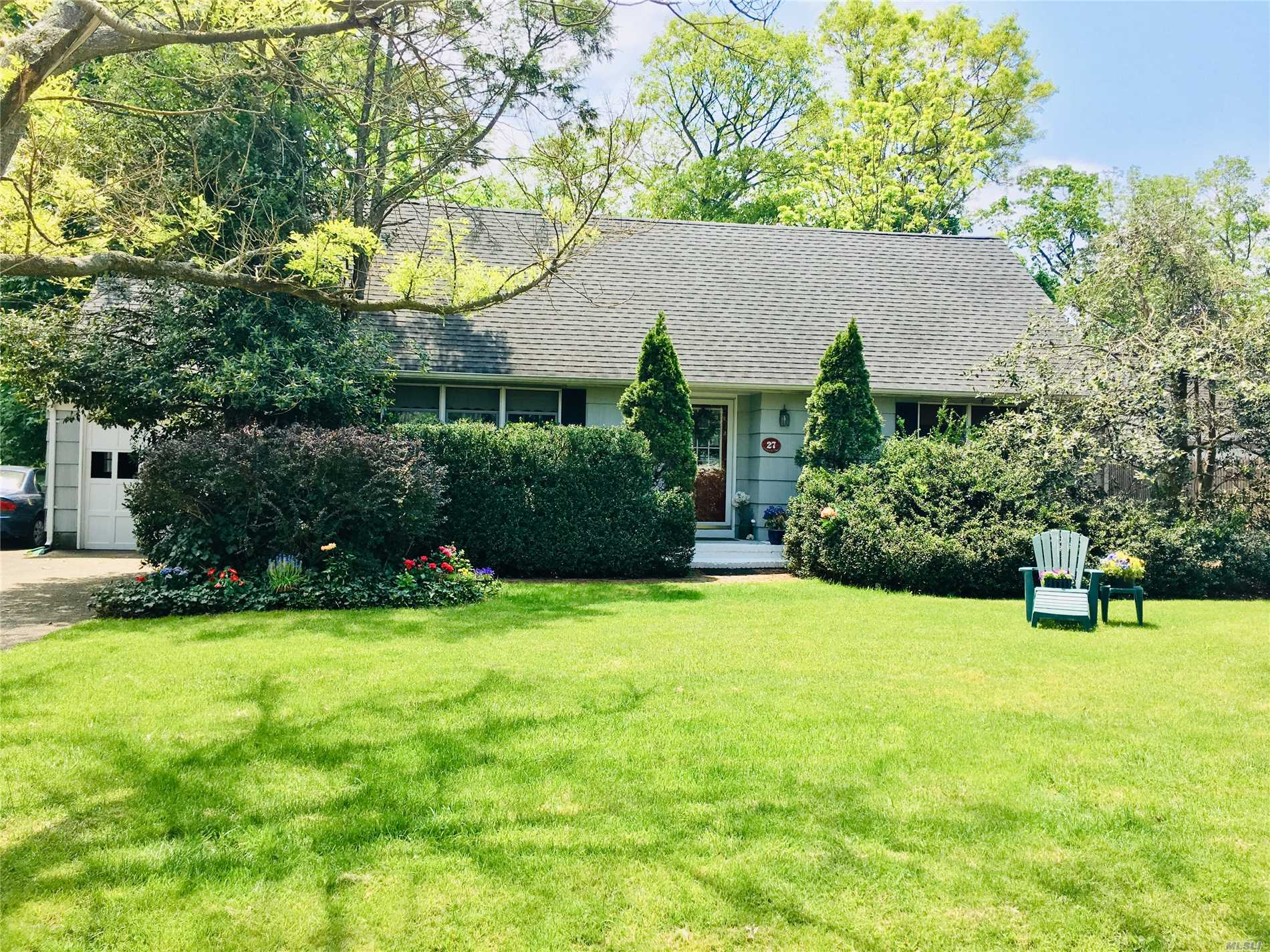 Quintessential Northport Village Home on a Lovely Cul de Sac. Updated Cape with Unlimited Potential. Conveniently Located near Restaurants, Beaches, Parks, Gazebo, Dock and everything else Northport Village has to offer! Just 1 block away from elementary school & playground. Private Back Yard and much more.