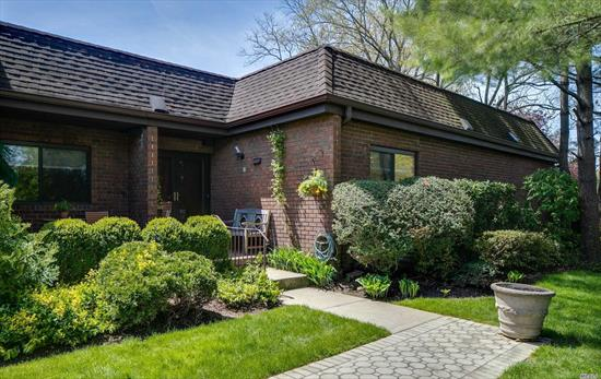 Glamorous and Unique ELM Model Perfectly Located in the Heart of Acorn Ponds. Newly Renovated Home Boasts an Open Flow Great for Entertaining, Sun-Filled LR w/Fireplace and Banquet Size Dining Room, Custom Gourmet Kitchen w/Granite Counter Tops and Top of the Line Appliances, Expansive Master On Main Ensuite w/Out-Fitted Closets and Spa-Like Master Bath. Finished Basement w/Storage Galore and Private Backyard Patio, So Much More. Rare Opportunity To Own An End Unit!