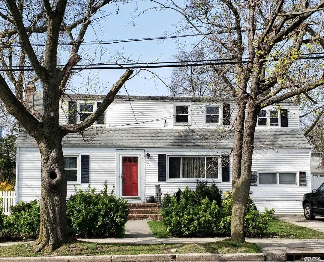 Massapequa Park, SD #23. Approx 3 houses from Massapequa High School on oversized corner lot. Large Exp Cape needs a ton of TLC. Has great potential. Sold as is. Perfect for an all cash deal or 203K/Homestyle renovation home loan. Bring your imagination and your tool kit...