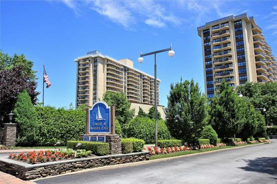 Renovated Open Kitchen, Bathroom, Large Living Rm/Din. Rm, Lg. Bedroom , Terrace With A Gorgeous S.E. Water View .Luxury High Rise Bldg. 24 Hr.Doorman & Security. State Of Art Gym W/ Steam Room. 24 Hr Doorman & Security. On Site Shopping Arcade W/ Restaurant/Deli/Grocery Store. Beauty Spa, , Pool, Gym, Tennis & Party Room. Close To All Shopping And Transportation Total Monthly Outlay $ 1097.62  W/O Garage