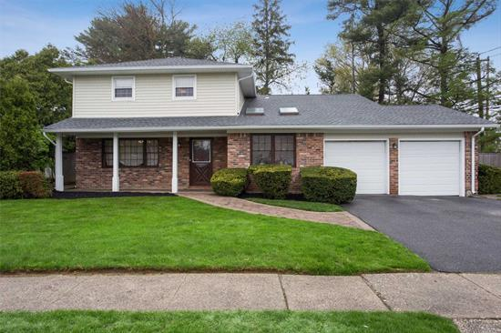 SELLER TO GIVE $4000 CREDIT TOWARDS TAXES. Office In Process Of Being Coverted Back To Garage Will Bring Taxes Down Beautiful 5 Br home with Attached Home Office. Beautiful Updated EIK Granite Counters Huge Center Island Range Hood Vented To Outside Pantry w Rollouts All Gorgeous Updated Baths Mbr Has Huge Walk in closet. New Roof Siding and HW Heater Newer Gas Heat and CAC Huge 1/4 acre property. Polished Wood Floors Baylis Elementary Close To Transportation And Shopping