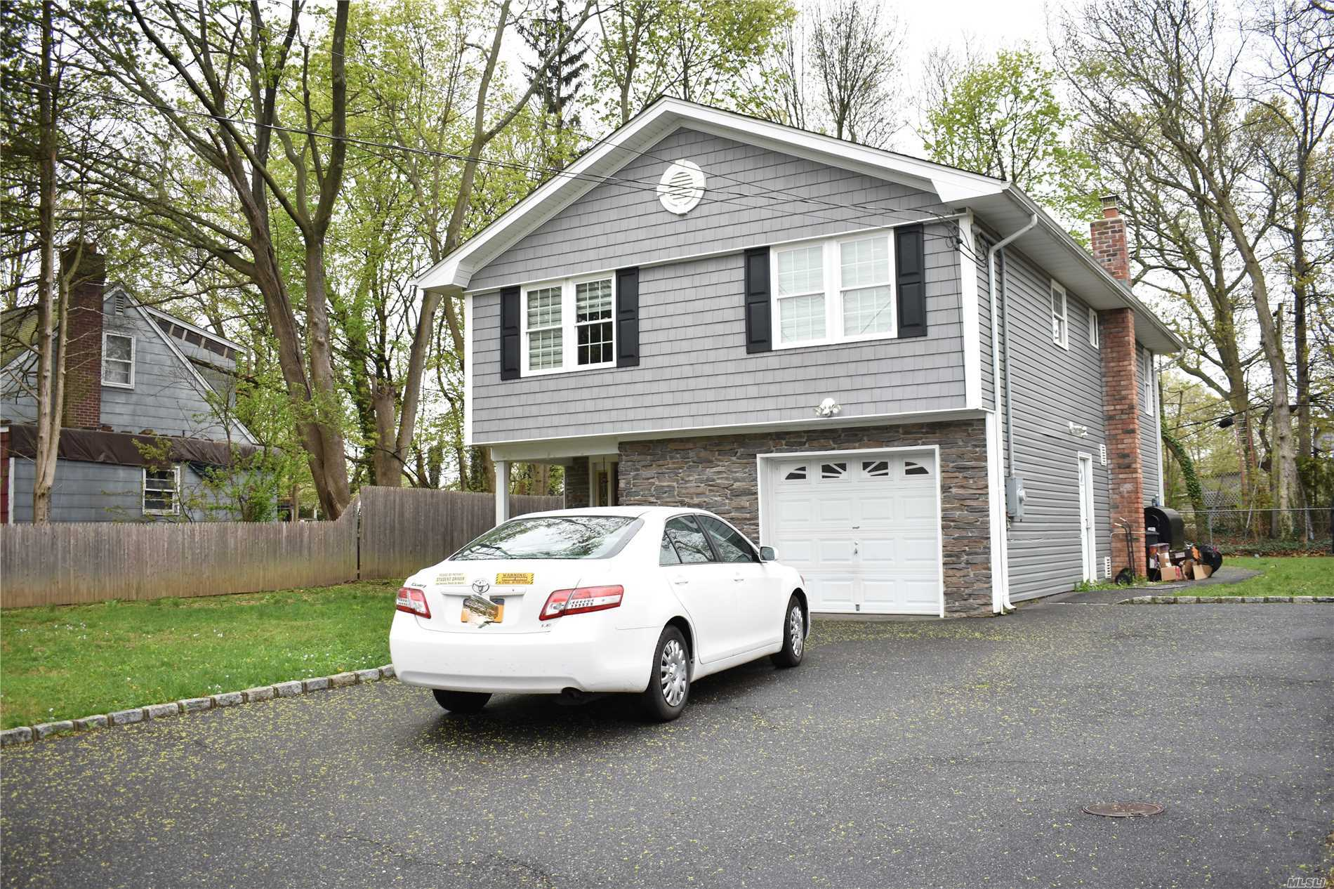 Beautiful Colonial w/ 4 Brs 2.5 Baths Freshly Painted Available from July 1st.