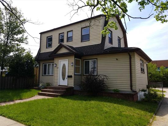 this is a nice 4 bedrooms 2.5 bath with finished basement , new kitchen and baths , freshly painted and carpeted ..... on seaman ave and grand ave