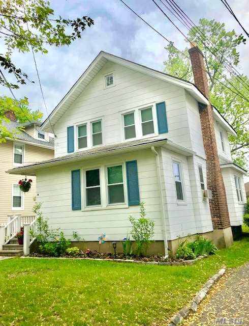 Park Section Location!!! This Bright and Sunny Second level apartment features one bedroom, one full bath with full Eat-in-kitchen! Conveniently located near the train, shops, restaurants and parks! Includes Heat and cable!! Not to be missed!!!