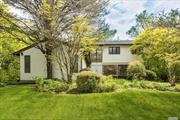 Set in the beautiful gated community of The Hamlet Estates at North Hills, this recently renovated modern Colonial offers 5 bedrooms and 3.5 bath. Shelter Rock Elementary. HOA 425/monthly.