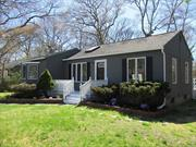 This is a Fannie Mae HomePath Property. Completely renovated adorable 2 bedroom ranch on deep lot in Bellport Village. Sun drenched EIK with new cabinets, counter top, and appliances. LR/DR combo with refinished wood floors and 1 newly renovated full bath. New carpet in bedrooms and new paint throughout. Rear deck for entertaining. Full unfinished basement. Village amenities include private bay beach, marina, golf course, tennis and ferry to ocean beach.