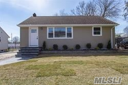Move Right Into This Perfectly Updated (2019) Spacious Ranch In Prime Mid-Block Location. All New Windows and Siding; All New Kitchen and Baths. Inground Sprinklers; CAC; Professional Landscaping; Gas Cooking. This House Is A Must See!!