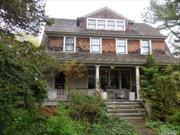 Granny Porch, 1.27 Acres, 3 Car Detached Garage, Fireplace.