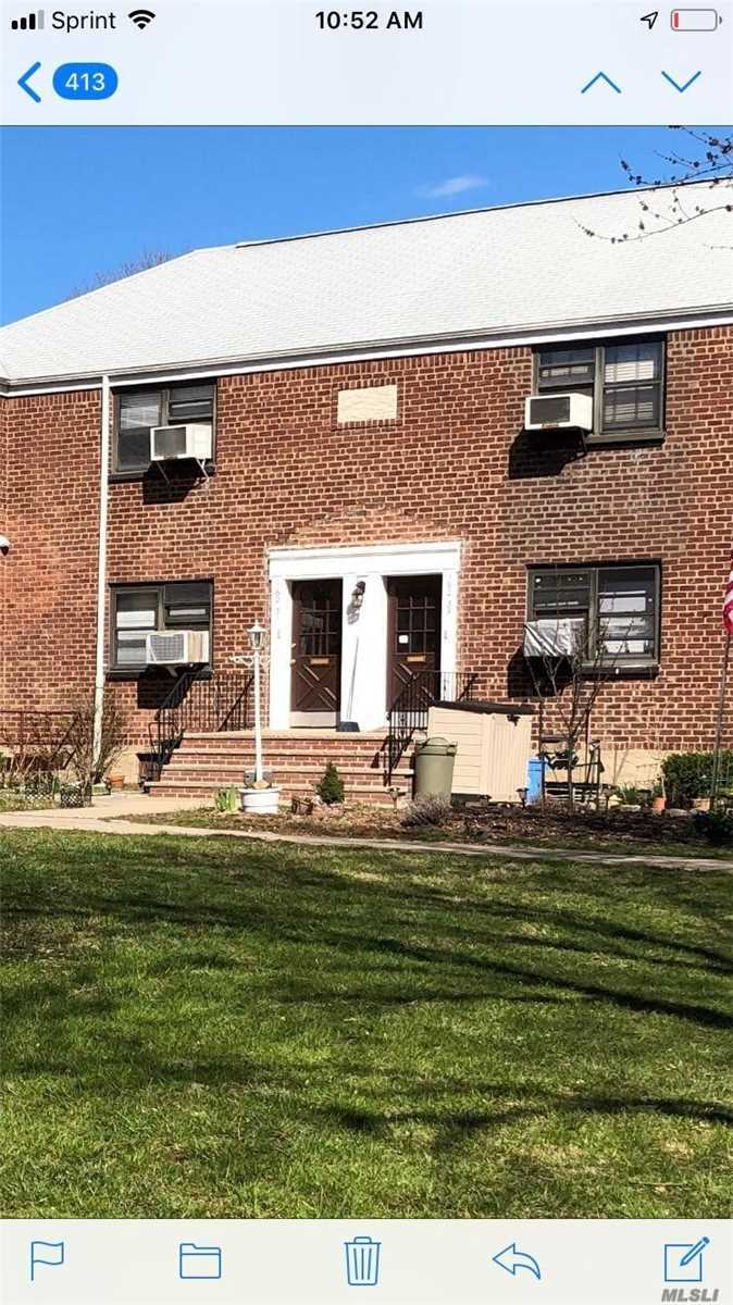 Completely renovated 2 Bedroom Co-Op with hardwood floors, Quartz countertops & Stainless steel appliances.... Eat-In-Kitchen.... large attic for storage....close to all.....Maint. Includes Heat, Hot Water, Cooking Gas and Electric....