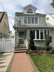 Just Reduced House for rent in Queens Village. Four bedroom home with finished basement, backyard, and garage. Email or call to schedule a private showing.