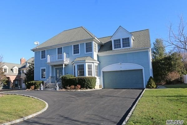 Immaculate, Like New - 4 Bedroom Colonial Rental In Roslyn Village. Granite & Stainless Eat In Kitchen, Generous Sized Rooms, Closets Galore, Flat Private Yard. Close Top Restaurants, Shopping & Transportation In Roslyn Schools, 1 Year Lease With Option To Renew