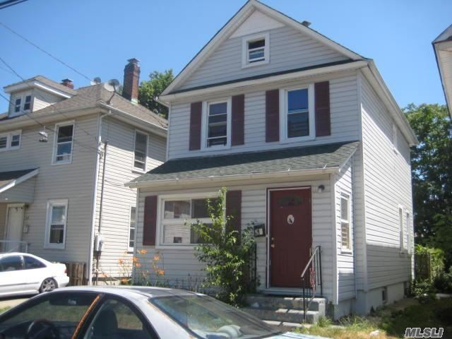 Completely Renovated House In The Heart Of Hempstead. House Features Gleaming Floors, Plush Carpet, Soft Close Kitchen Cabinets, Stainless Steel Appliances, Updated Siding, Updated Roofing, Windows. No Stone Was Left Unturned In This Recently Updated House. Beautiful Bathrooms. This House Will Not Last.