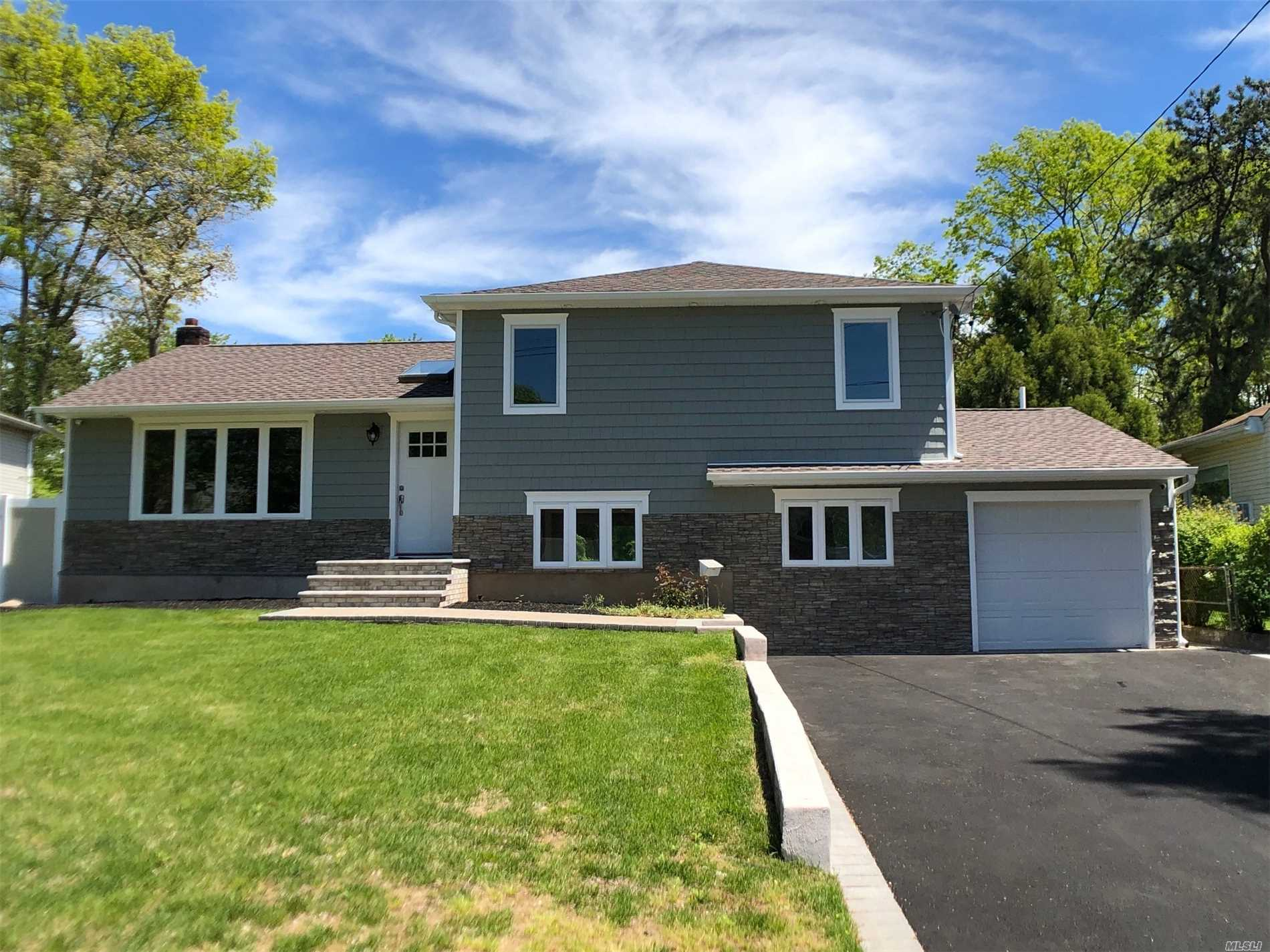 Total Renovation! All New In Viceroy Estates - Property Lovers Paradise!! All Energy Efficient Appliances - All New Kitchen Overlooks Beautiful Park-like Yard - Insulated Windows & Doors - Programmable Thermostat