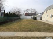 Once In a Life Time Opportunity To Build Your Dream Home The Way You Want It. Excellent Location, North of Hillside Avenue, Within Couple Blocks of Cross Island Pkwy, East Facing, Survey Available..Everything A++++