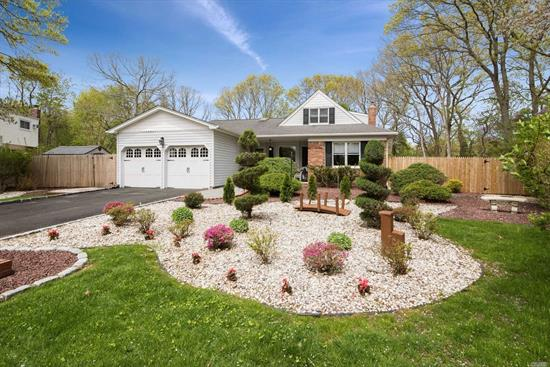Bright Sunny Entry Foyer, Open Floor Plan, Updated Kitchen w/SS app/Quartz Countertops, Entertainers Backyard, First Floor Master w/FB, Covered Patio, Private Location, Fireplace, 2.5 Car Garage, Semi AG Pool w/deck, Gas heating, CAC, Newer Roof, Covered Patio, Too Much To List!