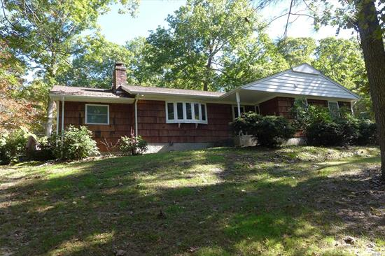 Amazing Home Nestled On Almost 3 Acres Of Horse Property. This House Totally Renovated Less Than 10 Years Ago. New Hardwood Floors, Amazing Gourmet Kitchen + Huge Full Basement!