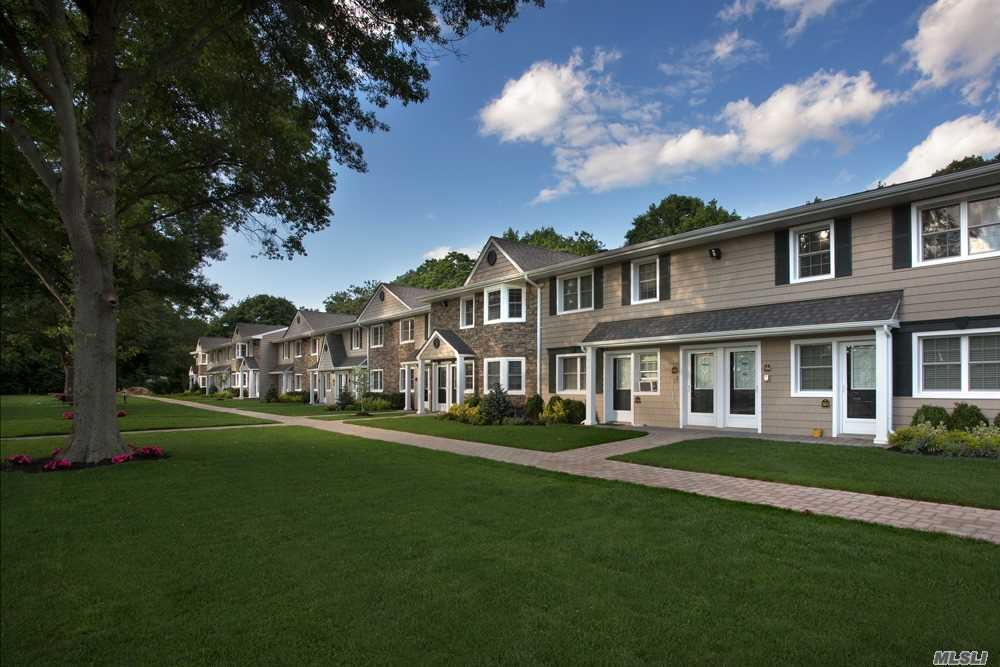 Welcome To Fairfield Courtyard At Middle Island, Long Island's Premier Luxury Rental Residences!Our Outstanding Renovations Include Granite Kitchen Floor & Countertops, Granite & Marble Bath Stainless Steel Whirlpool Appliances & In Unit Washer/Dryer, Sliders To Covered Terrace, Central-Air Conditioning & More!