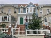 1Family in excellent condition, new electricity. Convenient to shopping, schools, transportation, etc. 1 car garage, close to La Guardia Airport and easy access to Grand Central,  Long Island Expressway and Vanwick expressway.