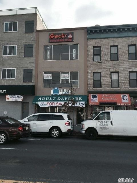 2Fl: C.O For Any Type Of Office (850 Sqft +Terrace) $ 1, 800 Month Included Tax, Sep Utilities