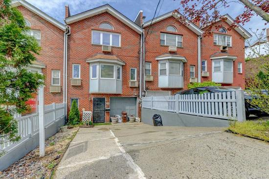 Come See This Beautiful 1 Family Townhouse In Jamaica Estates! Located In Prestigious Jamaica Estates, This 3 Bedroom 2.5 Bathroom Townhouse Has a Private Driveway, Garage, And Backyard ... Finsihed Basement ... Close To Shopping And Restaurants ... 1 Block From Hillside Ave ... Call For More Details ...