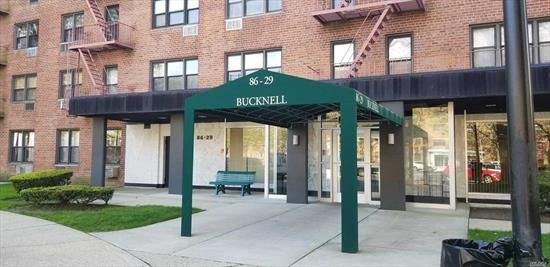 Large L Shaped Alcove Studio in Prime Lindenwood Location. - Good Sized Kitchen, Spacious Living Room, Dining Room Area, Hallway to Bathroom loaded with closet space. Laundry Rooms on all floors. Spotless - Mrs Clean Lives Here. Move in Ready. Low Maintenance, Parking available on wait list. Near JFK, Highways, Public Transportation, shopping..