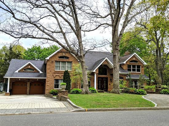 Custom built in 2009 in Commack School District. This approx. 5400 sq ft of entertaining home boasts 18 ft Grand foyer entrance with 9 ft ceilings throughout. This home could be converted for multi generational living. The entertaining yard features custom kitchen, fire pit and slate patio. 2nd flr bathrooms have radiant heat.