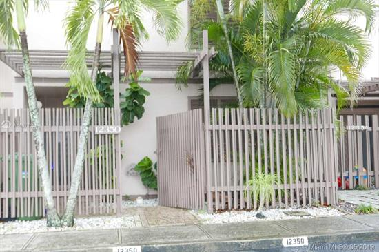 Flamingo Villas Waterfront Townhome Community, Quiet Living In The Heart Of Pembroke Pines, Screened Patio. One Bedroom On The First Floor. Master And 3Rd Bedroom On Second Floor. Ceramic Tile Living Area, Updated Kitchen. New Electric Panel Installed, New Central Air On Order, Will Be Installed Before Closing. This House Has Polybutelyne Pipes This Will Affect Financing So Check With Your Lender, Not The Listing Agent To See If They Will Accept Otherwise Cash Only.<Br />Agents Please Read Attachments For Offer Information. Questions, Please Email No Calls.