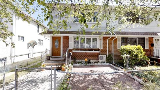 Nested On The Prestige Tree Lined street of the Neighborhood Of Springfield Gardens, Next to the Locust manor Train. This Semi-Detached 2 Family Is One You Would Not Want To Miss. With A Building Size Of 21.5 x 42.5 This Spacious 6 Bedrooms 3 Full Baths Home Has A Lot To Offer. Features Lots Of Windows Offering A Great Deal Amount Of Natural Sunlight, Granite Counter top Kitchen With Granite Floors and Custom Cabinets, Finished Basement, Office Room,  And Many More. Must See For Yourself.