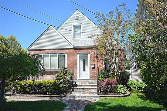 Beautiful and well kept home in heart of Valley Stream. Home features 4 bedrooms, 2 bath, living room, formal dining, kitchen, full finished basement, 1 car garage, nice sized backyard and patio. Close to conveniences, transport and much more. Must see to appreciate.