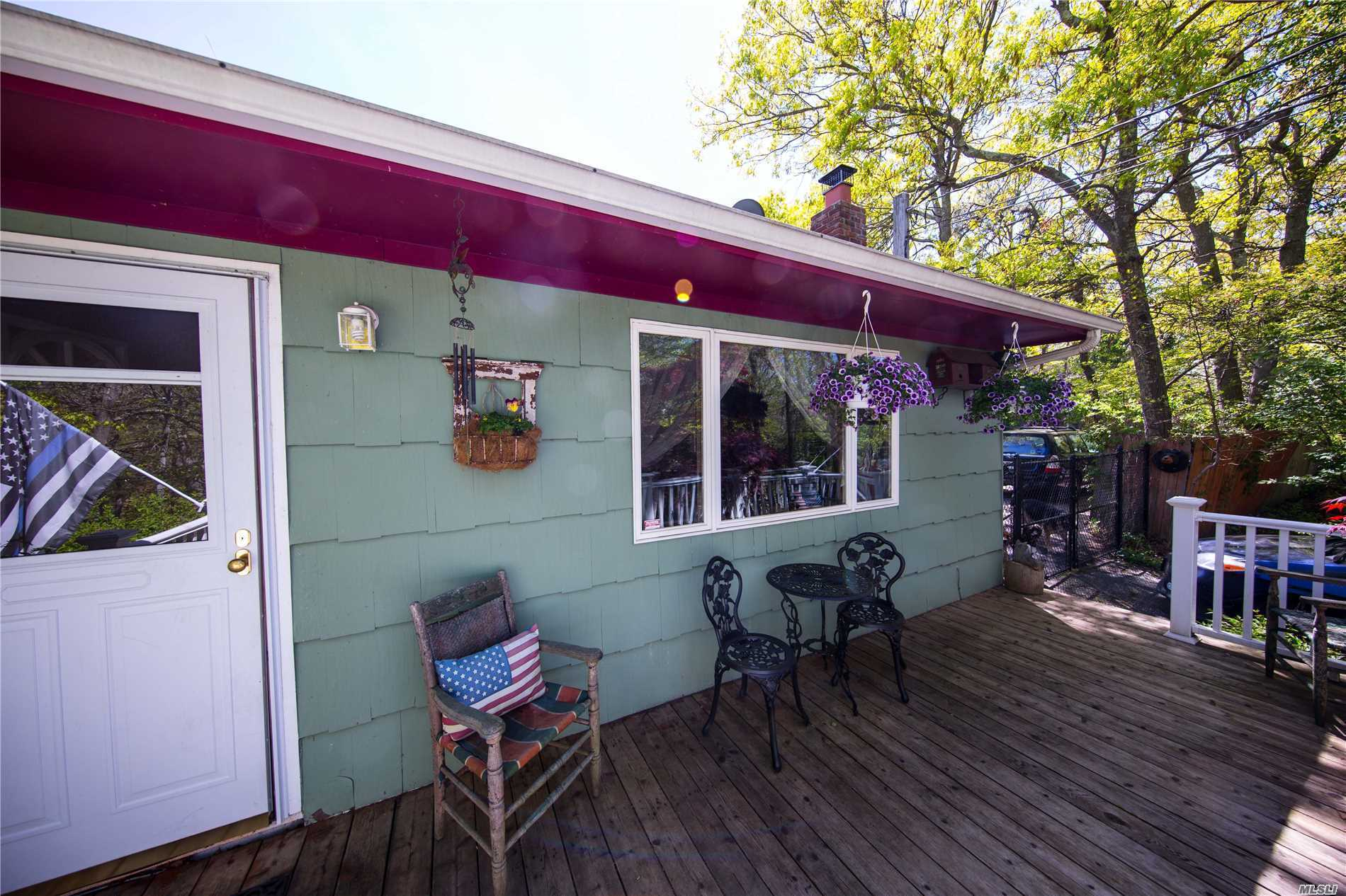Beautiful Private Setting. Great For Nature Lovers. Nice Seclusion With Deer And Turkey As Neighbors. Lr Has Brick Wall Fireplace. Newer Appliances. Mostly Updated Windows, roof and many more updates all appliances etc.