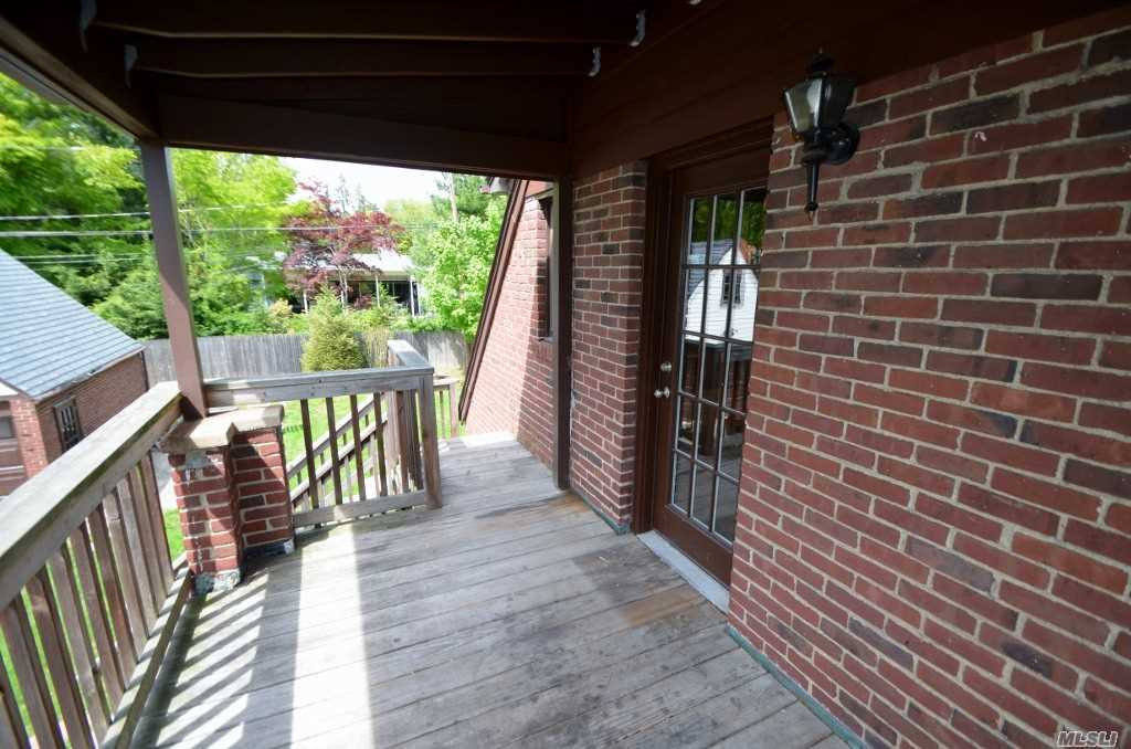 Beautifully Renovated 2 Bdrm, 1 Bath, Covered Deck, Eik w/Granite Counters & Stainless Appliances, Living Room, W/D Laundry Rm, Skylights, CAC. Move In Ready!