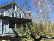 Historic Home On Large 1 + Acre Property. Property Needs TLC. Close To Stony Brook University, Frank Melville Park. West Meadow Beach, Stony Brook Village. A Wonderful Place To Live. Upgrade 200 AMP Electric - Upgrade Plumbing!