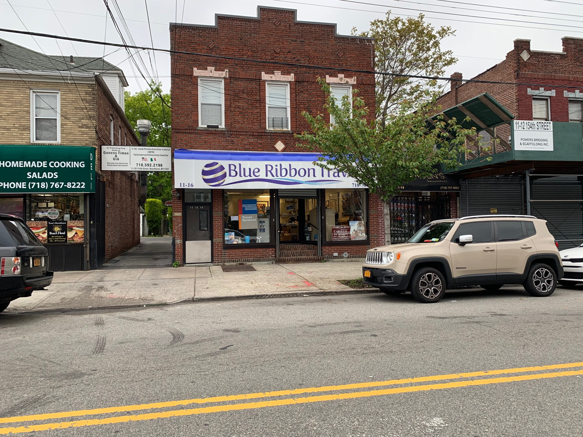 ID#: 1346570 Office Space For Rent on 154th St. in Whitestone. 765 Sq. Ft. Includes 1 Bathroom. Hardwood Flooring Throughout. Located Near Shopping Center and Bus Stop. Great Opportunity!  For more information please contact Carollo Rentals (718) 747-7747, or visit our website at CarolloRentals.com  Why Go Anywhere Else?